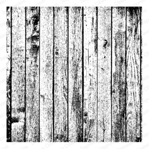 Impression Obsession Cling Stamp WOODEN PLANK CC177 zoom image