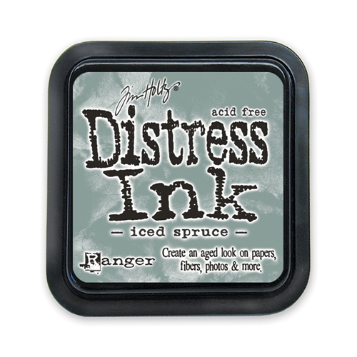 Tim Holtz Iced Spruce Distress Ink