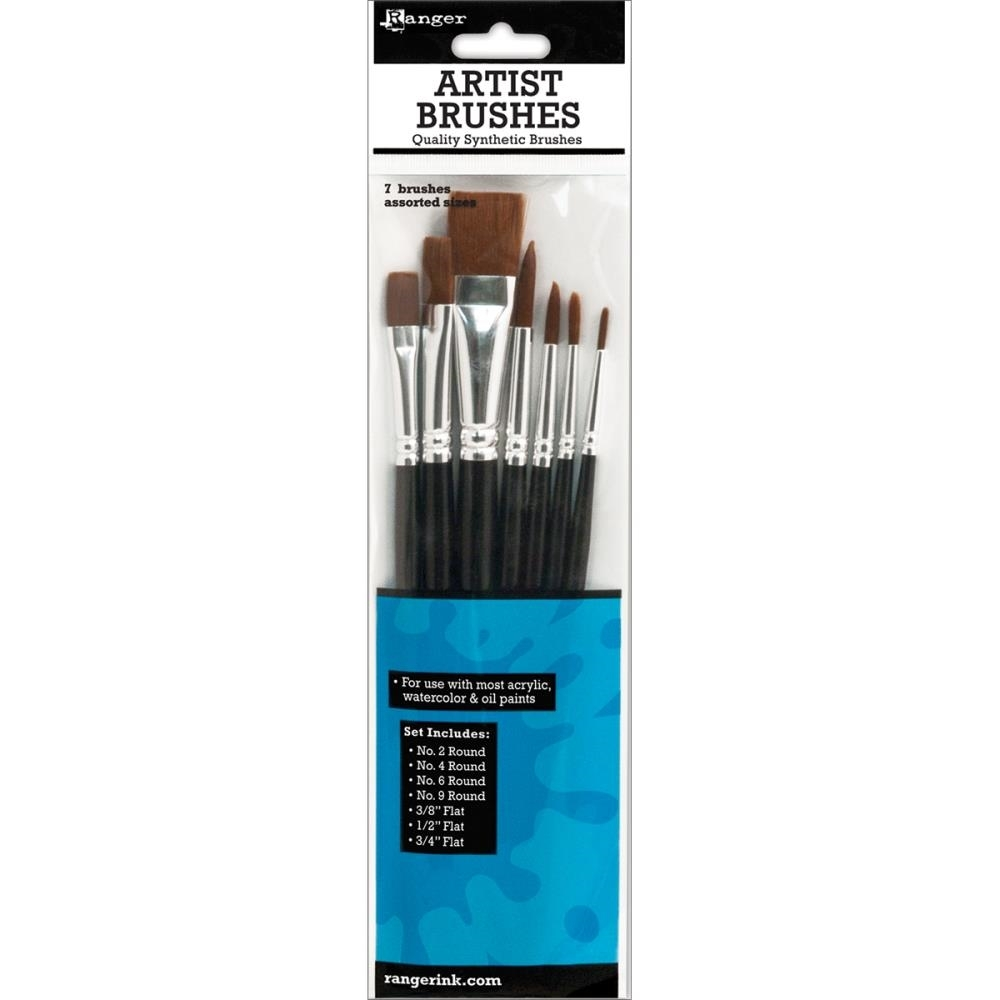 Ranger Studio Paint ARTIST BRUSHES Brush BRU40842 zoom image
