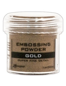 Ranger Embossing Powder SUPER FINE GOLD EPJ37408 Preview Image