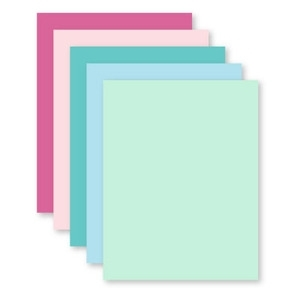 Simon's Exclusive Sweet Treats Card Stock Mix