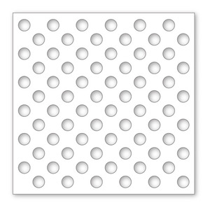 Simon Says Stamp Stencil LARGE DOTS SSST121338
