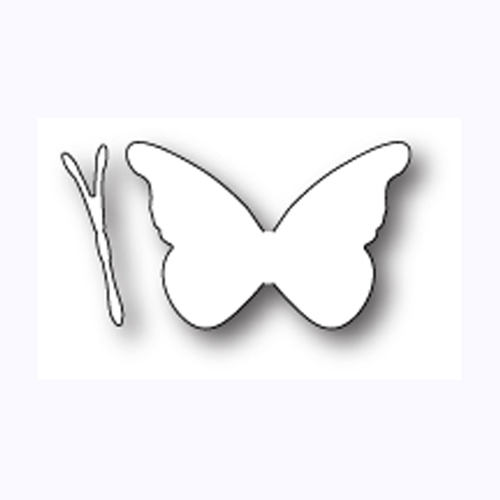 Memory Box EFFERA BUTTERFLY WINGS Craft Die 98863* Preview Image
