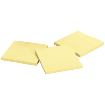 3M CANARY YELLOW Post-It Super Sticky Notes 3x3 3321-SSCY*