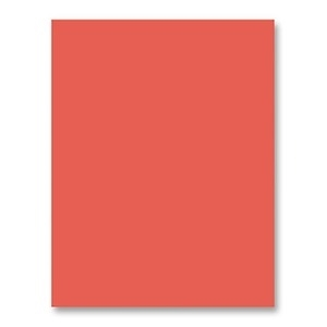 Simon Says Stamp Card Stock 100# BURNT ORANGE OR22 zoom image