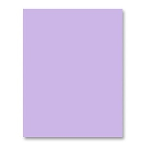 Simon's Exclsive Lavender Card Stock