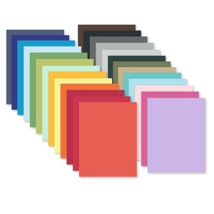 Simon Says Stamp Card Stock 100# SET OF 24 COLORS 24Cdsk zoom image