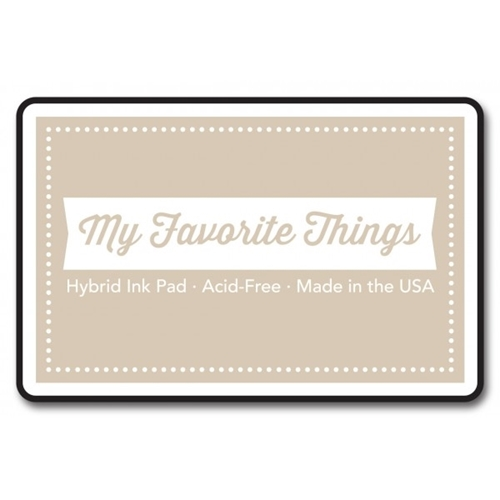 My Favorite Things NATURAL Hybrid Ink Pad MFT Preview Image