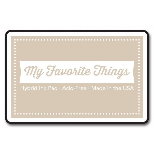 My Favorite Things NATURAL Hybrid Ink Pad MFT zoom image