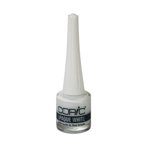 Copic OPAQUE WHITE WITH BRUSH APPLICATOR 053720 Preview Image