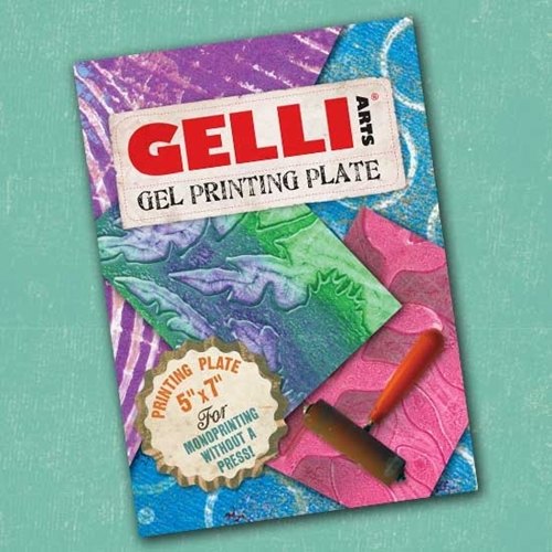 GelliArts 5 x 7 GEL PRINTING PLATE 821959* Preview Image