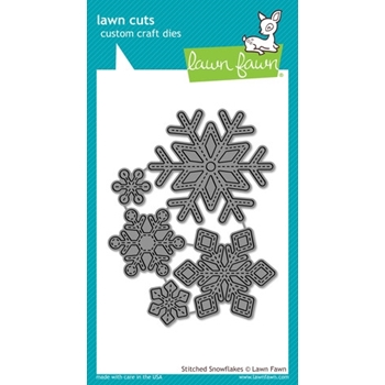 LF Stitched Snowflakes