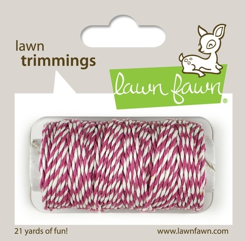 Lawn Fawn ORCHID SINGLE CORD Lawn Trimmings LF694 Preview Image