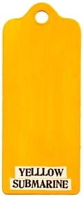 Paper Artsy Fresco Finish YELLOW SUBMARINE Chalk Acrylic Paint 1.69oz FF73 Preview Image