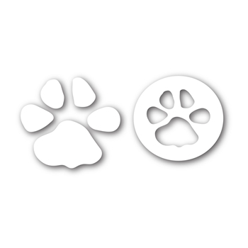Simon Says Stamp PAWS Wafer Dies sssd111398