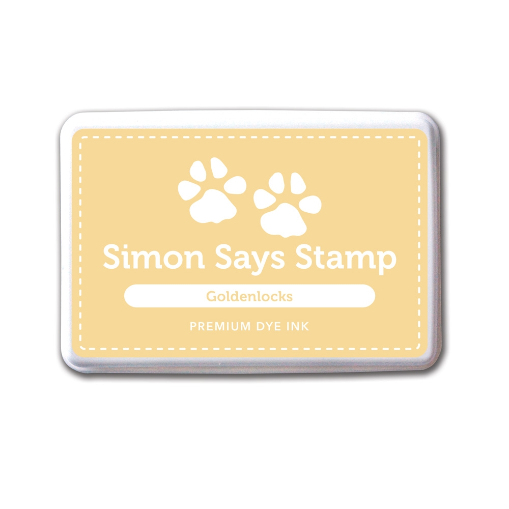 Simon Says Stamp Premium Dye Ink GOLDENLOCKS Ink029 zoom image