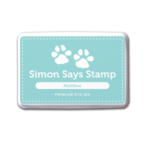 Simon Says Stamp Maliblue Ink Pad