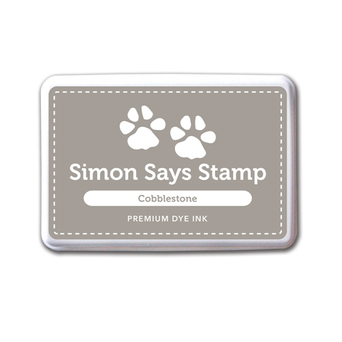 Simon Says Stamp Premium Dye Ink COBBLESTONE Ink032 Preview Image