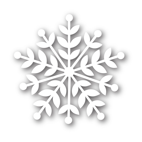 Simon Says Stamp RYLYNN SNOWFLAKE Wafer Die sssd111386 Preview Image