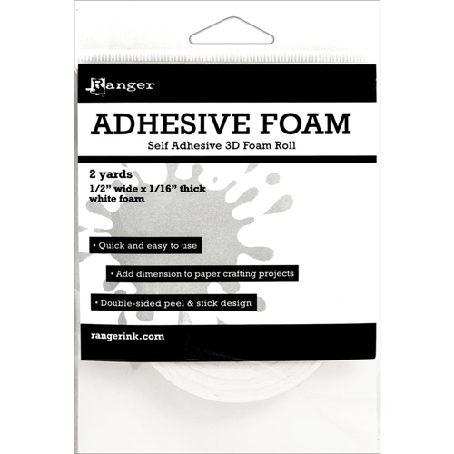 Ranger ADHESIVE FOAM WHITE IWT40514 Preview Image
