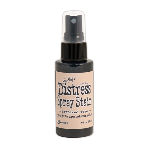 Tim Holtz Distress Spray Stain TATTERED ROSE Ranger TSS42556 Preview Image
