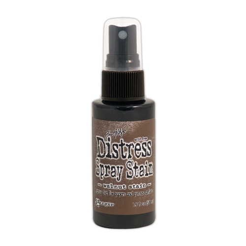 Tim Holtz Distress Spray Stain WALNUT STAIN Ranger TSS42600 Preview Image