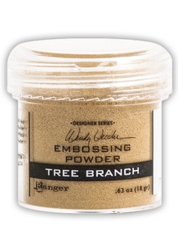 Ranger Wendy Vecchi Embossing Powder TREE BRANCH WEP43928 Preview Image