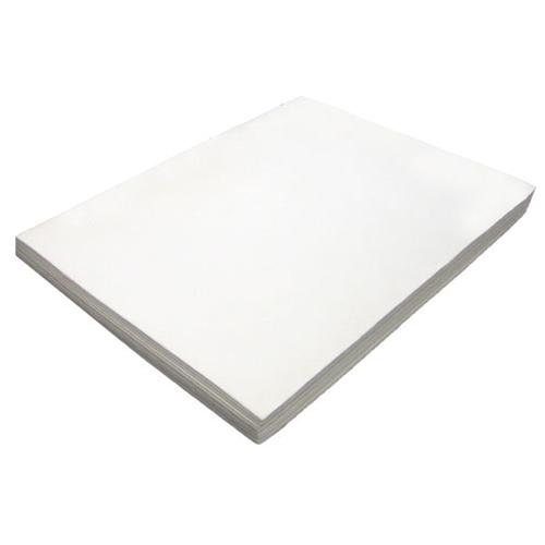 9 x 12 WHITE FUN FOAM 12 Pack 118711 zoom image