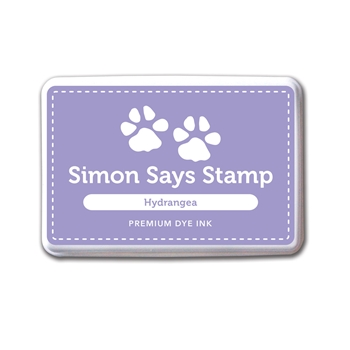 Simon Says Stamp Premium Dye Ink HYDRANGEA INK035