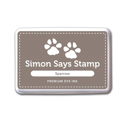 Simon Says Stamp Premium Dye Ink Pad SPARROW ink038 Preview Image