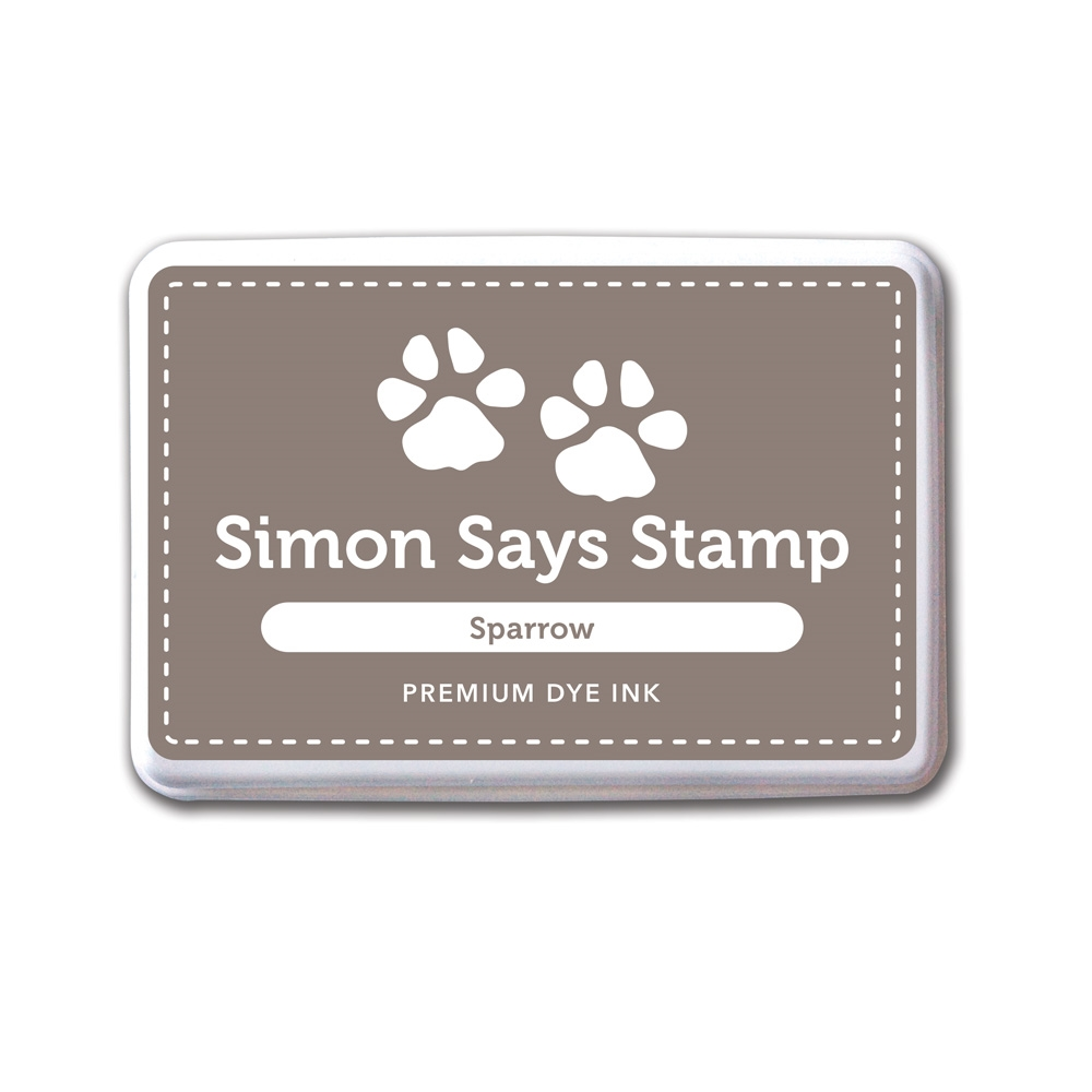 Simon Says Stamp Premium Dye Ink Pad SPARROW ink038 zoom image