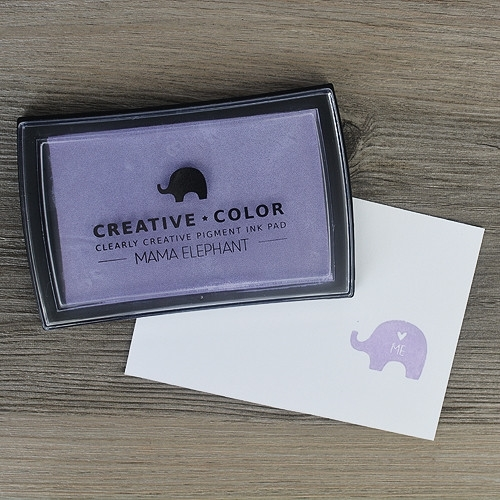 Mama Elephant Creative Color SWEET LILAC Ink Pad Preview Image