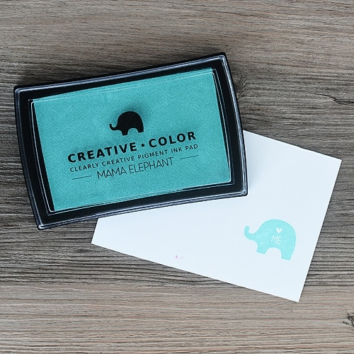 Mama Elephant Creative Color RAINWATER Ink Pad Preview Image