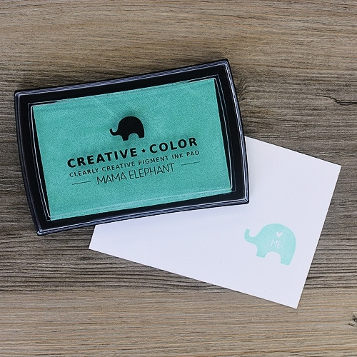 Mama Elephant Creative Color FRESH MINT Ink Pad Preview Image