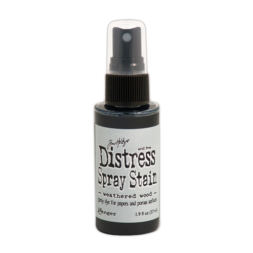 Tim Holtz Distress Spray Stain WEATHERED WOOD Ranger TSS42617 Preview Image