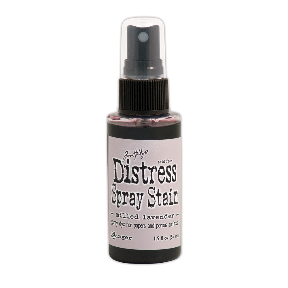 Tim Holtz Distress Spray Stain MILLED LAVENDER Ranger TSS42334 zoom image