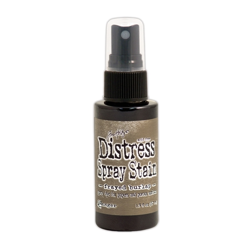 Tim Holtz Distress Spray Stain FRAYED BURLAP Ranger TSS42303 Preview Image