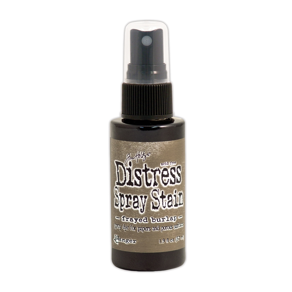 Tim Holtz Distress Spray Stain FRAYED BURLAP Ranger TSS42303 zoom image