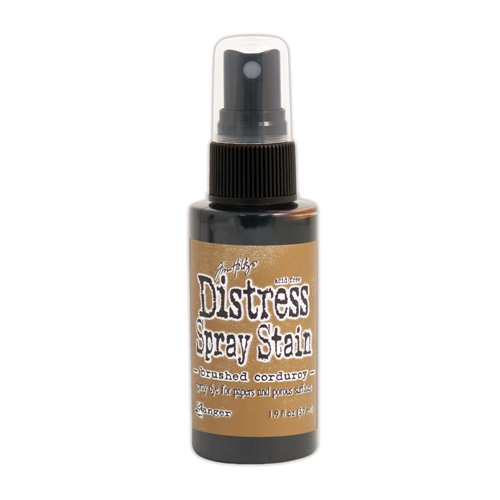 Tim Holtz Distress Spray Stain BRUSHED CORDUROY Ranger TSS42181 Preview Image