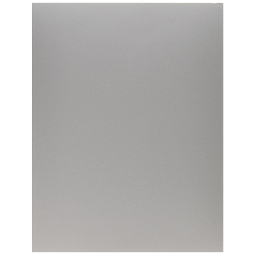 Bazzill SILVER METALLIC Heavy Weight 8.5 x 11 Cardstock 300290* Preview Image