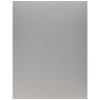 Bazzill SILVER METALLIC Heavy Weight 8.5 x 11 Cardstock 300290*