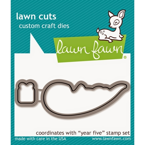 Lawn Fawn YEAR FIVE Lawn Cuts Dies LF808* Preview Image