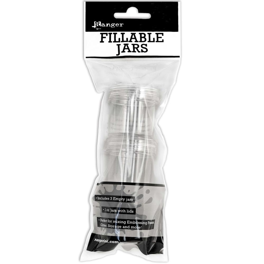 Ranger FILLABLE JARS 1 Ounce INK44970 zoom image