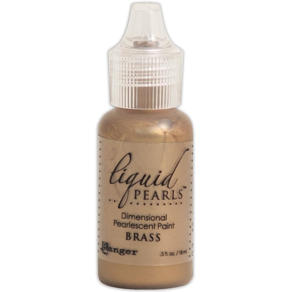 Ranger BRASS Liquid Pearls Pearlescent Paint LPL46806 zoom image