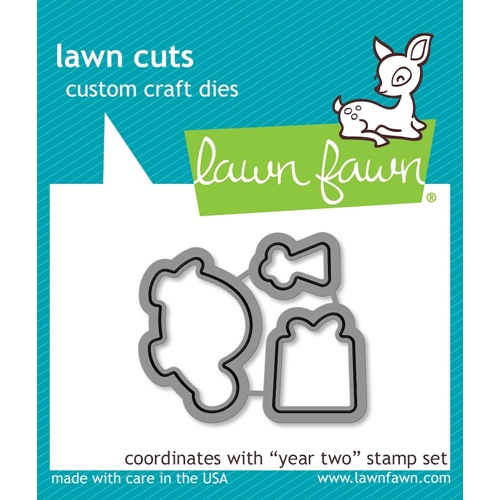Lawn Fawn YEAR TWO Lawn Cuts Dies LF834 Preview Image