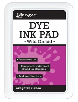 Ranger Dye Ink Pad WILD ORCHID RDP42938 Preview Image