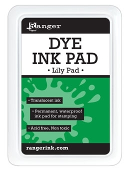 Ranger Dye Ink Pad LILY PAD RDP42914 Preview Image