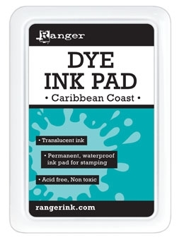 Ranger Dye Ink Pad CARIBBEAN COAST RDP42846 * Preview Image