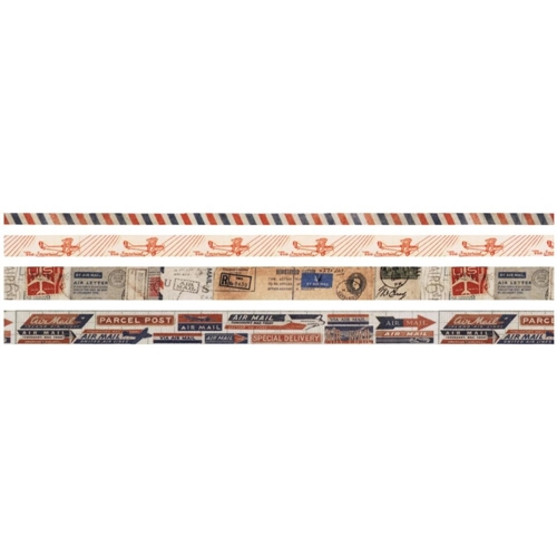 Tim Holtz Idea-ology CORRESPONDENCE Design Tape TH93191 Preview Image