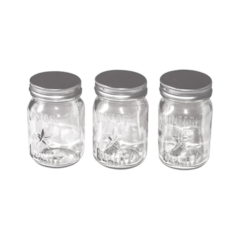Tim Holtz Idea-ology MINI MASON JARS TH93202
